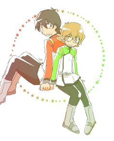 I love keith and pidge with all my heart. Form Voltron, Voltron Ships, Voltron Comics, Zodiac Sign Traits, Blue Lion, Disney And Dreamworks, Homestuck, Art Reference, Manga Anime