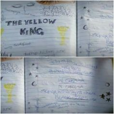 True Detective The Yellow King