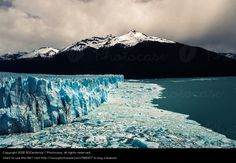 Foto 'Perito Moreno in Patagonien' von '50Centimos'
