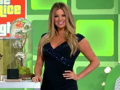 Amber Lancaster - The Price Is Right (6/24/2015) ♥