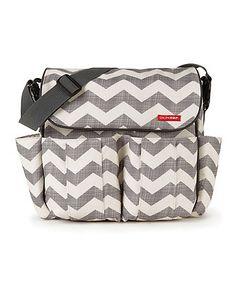 Skip Hop Dash Changing Bag - Chevron - baby changing bags - Mothercare