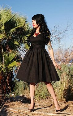 pin up plus size summer dresses | Dazzle Style with Pin Up Clothes | Fashion Pluss