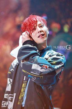 G-DRAGON MADE TOUR in 香港 D-1 HQ 150612  Oh Ma Baby