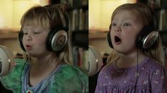 "Maddie and Zoe sing ""Let It Go"" from Frozen. This video was not made to show off my daughters' singing abilities....in the future, I'll be s..."