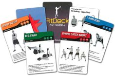 Aerobics & Cardio Fitness:  Fitdeck - Exercise Bar www.BeBodySmart.com