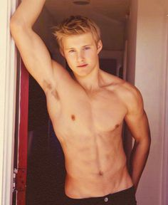 Pretty much one of the hottest villians in the Hunger games! <3