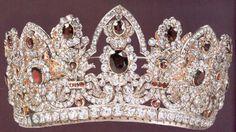 Empress Marie Louise's bridal crown