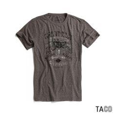 Se liga na t-shirt de malha mesclada que acabou de chegar!