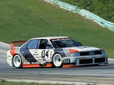 R3E Getting an Audi 90 Quattro