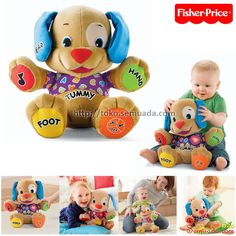 #JUAL BONEKA FISHER PRICE - LAUGH & LEARN: LEARNING PUPPY | sms/whatsapp: 081310623755 | Harga: Rp. 165,000 | Item ID: 1169 | Website: http://toko.semuada.com/jual-boneka-fisher-price-laugh-learn-learning-puppy-murah | Website: http://toko.semuada.com | #bayi #anak #baby #babyshop #newborn #Indonesia #gendongan #carriers #jakarta #bouncer #stroller #playmat #potty #reseller #dropship #promo #breastpump #asi #walker #mainan #olshop #onlineshop #onlinebabyshop #murah #anakku #batita #balita