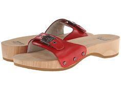 Dr. Scholl's Original - Original Collection Red - Zappos.com Free Shipping BOTH Ways. Can not wait ti wear these again!