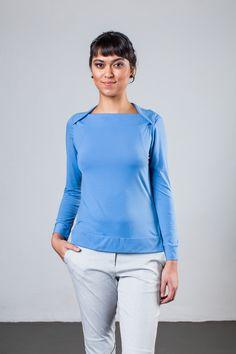 Blusa leve, com secagem rápida no corpo.  Características: - Confortável - Ideal para práticas esportivas - Respirabilidade - Fácil de cuidar - Não amassa  Composição: 93% POLIAMIDA, 7% ELASTANO