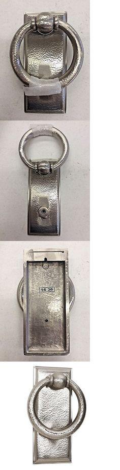 Door Knockers 180965: Pottery Barn Ella Door Knocker, Vintage Pewter Finish, New, No Mounting Hardware -> BUY IT NOW ONLY: $39.99 on eBay!