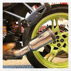 Mini #Supertrapp #Exhaust #Rockster #BMW #ByWestValley
