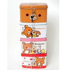 Tirelire enfant ours rose