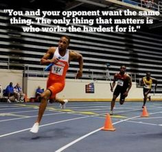 motivational quotes for track and field athletes