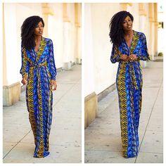 Love it Pantry Issa Zebra Print Maxi Dress Style Pantry, Girl Doll Clothes, Vintage Shirts, African Fashion, African Style, Passion For Fashion, Dress To Impress, Beautiful Dresses, Vintage Dresses