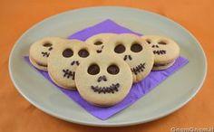 Scopri la ricetta di: Biscotti alla nutella per Halloween