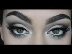 ▶ Prom Makeup 2014 {long wearing and photo friendy} - YouTube
