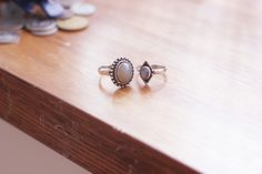 My kind of rings.