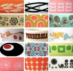 mod pyrex designs