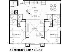 GroBartig Schlafzimmer Haus Pläne Schlafzimmer 2 Schlafzimmer Haus Pläne Ist Ein  Design, Das Sehr Beliebt Ist Heute. Design Ist Die Suche Zu Machen, Die  Machen Das ...