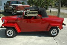 1966 King Midget Roadster
