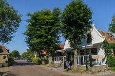 Vooraanzicht hotel de Koegelwieck Terschelling Hoorn