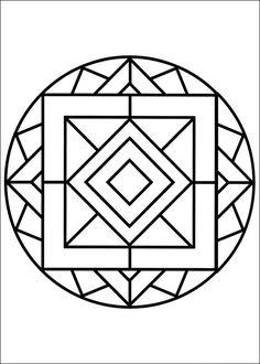 Mandala Coloring Pages Easy. 20 Mandala Coloring Pages Easy. Animal Mandala Coloring Pages Easy Inspirational Mandala Geometric Coloring Pages, Easy Coloring Pages, Pattern Coloring Pages, Printable Adult Coloring Pages, Flower Coloring Pages, Mandala Coloring Pages, Coloring Pages To Print, Coloring Books, Coloring Sheets