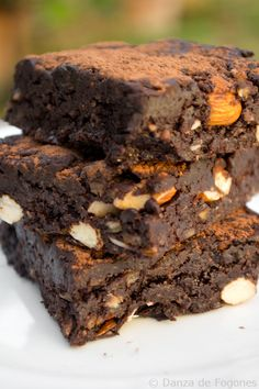Raw brownie - Danza de Fogones