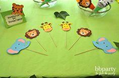 Fiesta infantil temática zoo | BB Party