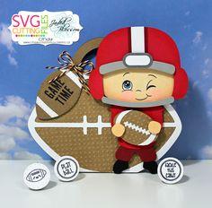 chibi football player, Sports Bags Gift Bag SET