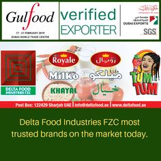 Food Manufacturing Companies In Sharjah