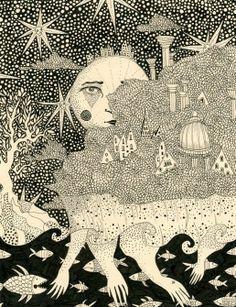By Starlight - Daria Hlazatova