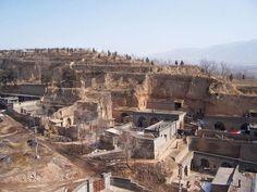 30 millones de personas en China viven en casas cueva, llamados yaodongs. Hay más habitantes Yaodong que la población de Australia.