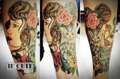 Lady At In Cute Estúdio de Tatuagem. Rua Cardeal Arcoverde, 1905 11 3031-2531