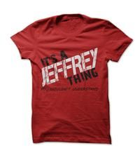 Jeffrey Thing! You Wouldnt Understand