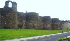 Muralla romana de Lugo (Torre)