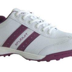 Stuburt Women s Urban2 Golf Shoes - White Mulberry 2c503e720