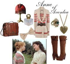 """Anne of Avonlea"" by mariedanielle on Polyvore"