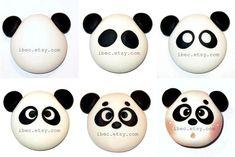 Tuto Panda  FImo : http://www.creactivites.com/161-achat-vente-pate-fimo