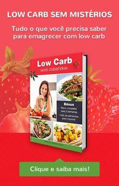 E-book Dieta Low Carb Sem Mistérios - Vida Low Carb - Mariana Montezzana