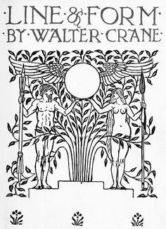 Line & Form by Walter Crane
