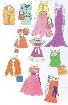 My Sailor Moon paper dolls - scanny3 - Picasa 웹앨범