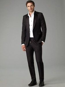 Men in Blazer