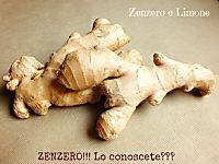 zenzero: un alimento dalle molte proprietà | Zenzero e Limone