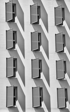 Windows and shadows... by Yasmine DG