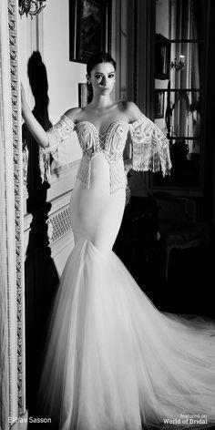 Elihav Sasson 2016 Wedding Dress