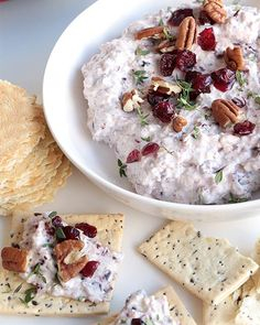 Such a festive and easy spread! Just put it all in your food processor and after 30 seconds you have the most delicious spread for breads, crackers, or even sandwiches! Pairs perfectly with a glass (or two) of wine!