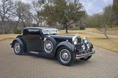 1929 Stutz Coupe Lancefield via vaultcars